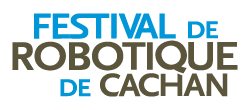 Festival Robotique de Cachan Retina Logo